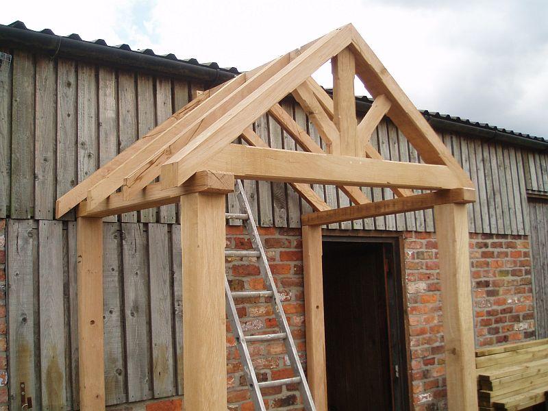 Cwl Oak Structures